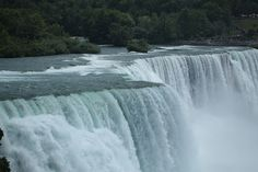 Niagara Falls in New York State. Been there! Want to go back!