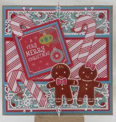 Tinyrose's Craft Room: Quick Cards Made Easy magazine issue 172 Bonus Pap...