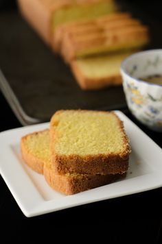 me ~ Classic Madeira Cake. Simple and delicious Madeira cake is a sponge cake in traditional English baking. This madeira cak… in 2019 Homemade Cake Recipes, Delicious Cake Recipes, Lemon Recipes, Best Dessert Recipes, Sweet Recipes, Asian Recipes, Homemade Breads, Dessert Ideas, Tea Cakes
