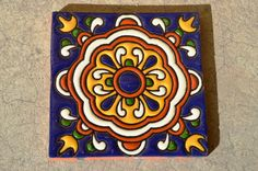 Hey, I found this really awesome Etsy listing at https://www.etsy.com/listing/216000462/10-mexican-talavera-tiles-handmade-hand