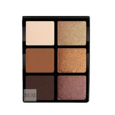 NEW Viseart Theory Palette 02 Minx | Viseart Eyeshadow Palettes | MuseBeauty.Pro