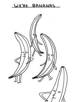 David Shrigley at Hayward: David Shrigley at the Hayward Gallery - Untitled Drawing - illustration