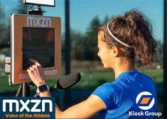 With the games coming up next week, Kiosk Group is partnering with MXZN because every athlete has a story to tell. A story about their unique path to high performance. A story of success and failure. Our Kiosk are helping these stories become more visible. Follow our monthly series of post for unique updates from athletes worldwide. Visit our website to find out about how our custom kiosk solution can help you achieve your vision today! www.kioskgroup.com Digital Retail, Stories Of Success, Success And Failure, Kiosk, Service Design, The Voice, How To Find Out, Software, Group