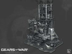 Original renders from Gears of War 3. Credits same as completion. Copyright Microsoft Studios now.   For more of my Gears of War 3 art visit: https://www.flickr.com/photos/yemyam/albums/72157629211391183