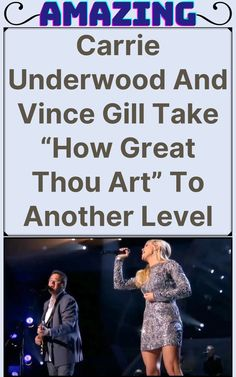American Idol, American Singers, Vince Gill, Let God, Praise And Worship, Words To Describe, Beautiful Voice, What's Trending, Carrie Underwood