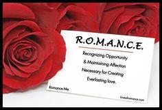 Romance and Marriage — Romance Me