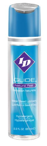 Id Glide Water-Based Lubricant - 2.2 oz. Funtimes209