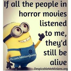 LOL #funny #minion #mania #quotes #humor #DespicableMe https://www.pinterest.com/nyrockphotogirl/minions-mania/