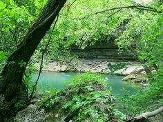 Hamilton Pool Park in Austin, TX- one of the most beautiful short hikes