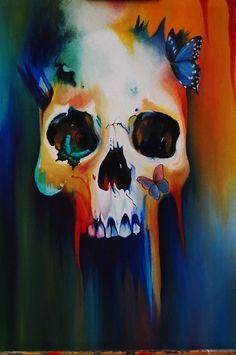 GCSE Fine Art - Silverdale School Art Department. this is a GCSE piece - GCSE!!!!!!!!!!!!!!