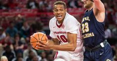 Daniel Gafford shows off NBA-like talent in Arkansas beating of Fresno State