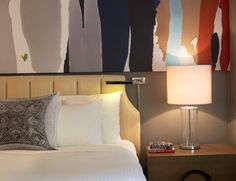 Pour yourself a glass of vino and Sip, Stay & Save in one of our chic new rooms at Affinia 50.
