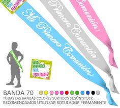 BANDAS HONORIFICAS COMUNION. www.chuchelandiajl.com