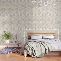 gold minimalist wallpaper