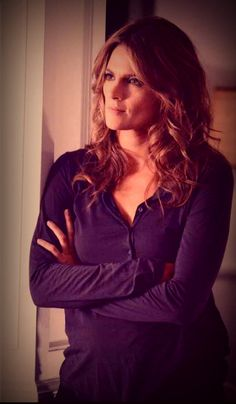 Kate Beckett - Love the expression!!
