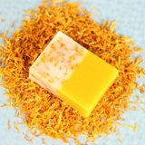 Making Sunshine Cold Process Soap