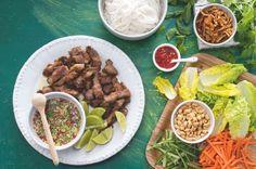 Vyzkoušejte naši variantu populárního Bún bò Nam Bò.