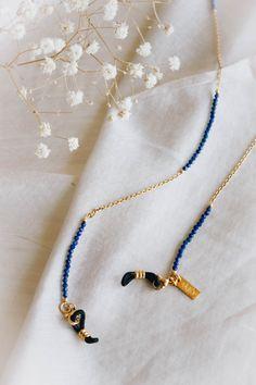 Big Deal Santa Collier Pendentif Chaîne Verre Tibet bijoux argent