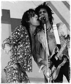 Jagger & Richards | 1975