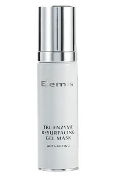 love this, really gentle!  $78.50 Elemis Tri-Enzyme Resurfacing Gel Mask available at #Nordstrom