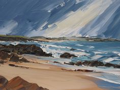 Matthew has been a full time professional artist for over 20 years, having had numerous solo exhibitions with at least one major gallery show each year.