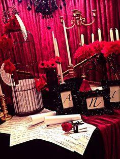 phantom of the opera themed night - Google Search