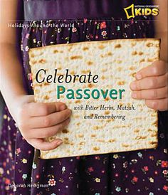 This colorful book explores the many forms that the weeklong celebration of Passover takes worldwide. Deborah Heiligman's rich text details the long, lavish meals called seders that recall the Exodus of Hebrew slaves from Egypt to freedom over 3,500 years ago. With historical significance of traditional Passover feasts, delicious recipes encourage readers to experience the full flavor of this internationally observed holiday.