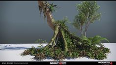 Artem Brizitskiy: Master of Digital Foliage