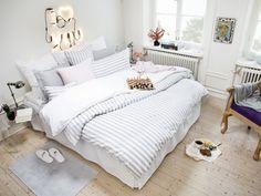 MILLE NOTTI Bettwäsche LINEA GREY | Schlaf und Raum - einfach schöner | Ihr Online Shop für hochwertige Bettwaren und exklusive Wohnaccessoires www.schlaf-und-raum.de