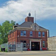 71 best old firehouses images firemen fire truck fire apparatus rh pinterest com