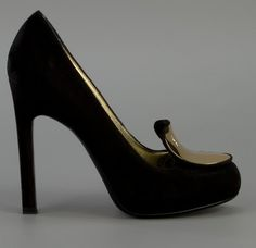 black ysl shoes, ysl pink pumps outlet $254, where to buy ysl, Yves Saint Laurent Catherine Pump