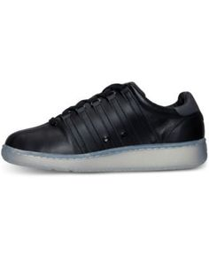 K-Swiss Men's Classic Vn Ice Casual Sneakers from Finish Line - Gray 7