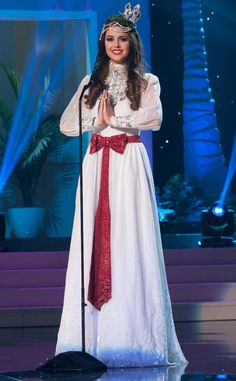 Miss Sweden from 2014 Miss Universe National Costume Show | E! Online