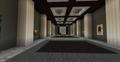 Minecraft World of Raar - Interiors Minecraft server Minecraft building ideas and structures