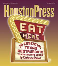 30 Essential Texas Restaurants — Eat here before you die.