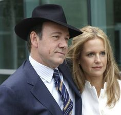 kevin spacey wearing a hat