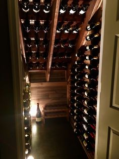 Chilled or passive wine storage? A passive wine storage environment can .Chilled or passive wine storage? A passive wine storage environment may include wine walls, rooms, or other storage areas that use ambient temperature instead