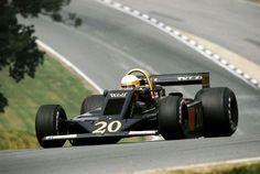 #20 Jody Scheckter...Walter Wolf Racing...Wolf WR5...Motor Ford Cosworth DFV V8 3.0...GP Gran Bretaña 1978 Sports Car Racing, F1 Racing, Race Cars, Scalextric Cars, Jody Scheckter, Sand Rail, Vintage Racing, Vintage Cars, Ford
