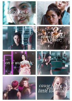 Clove and Cato