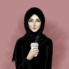 Adorable Black with a cup of coffe. My perfect day ^^