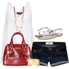 """""""Untitled #2405"""" by mzmamie on Polyvore"""