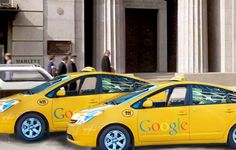 Driverless NYC Taxi Cabs by Google