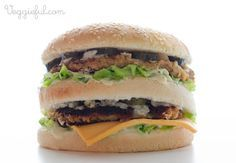Veggieful: Vegan Big Mac Recipe (+ vegan big mac sauce)--Tried the sauce, spot on!