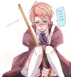 Read UsUk from the story Hetalia Lemons 2 by ScarletKnightly (Scarlet M. Anime Love, Anime Guys, Alfred Jones, Anime Traps, Anime Maid, Hetalia America, Maid Outfit, Maid Dress, Dibujos Cute