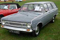 Vauxhall Victor 101 Super Estate (1966)