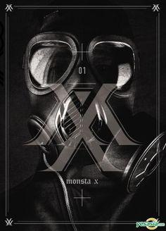 Monsta X Mini Album Vol. 1 - Trespass