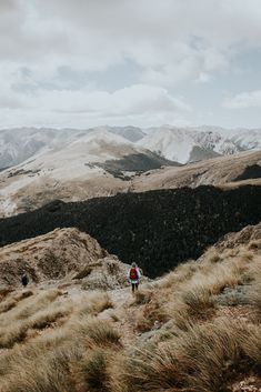 Bealey Spur is one of New Zealand's most beautiful day hikes, located in Arthur's Pass National Park. Be amazed by the incredible views! Day Hike, Beautiful Day, New Zealand, Mount Everest, Travel Inspiration, National Parks, Hiking, The Incredibles, Mountains