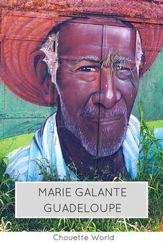 #guadeloupe #mariegalante #gwada #antilles #caraibes #conseils #itinéraire #streetart Tahiti, Marie Galante Guadeloupe, Case Creole, Dom Tom, Street Art, Blog Voyage, Guide, Tour, Chill