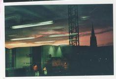 University of ulster Belfast  - arette P - February 2016 #sunset #35mm