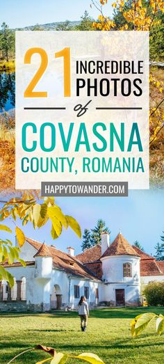 Stunning photos of Covasna County, Transylvania that will have you booking a ticket to Romania! Discover one Europe's most underrated gems. Stuff To Do, Things To Do, Romania, Gems, Europe, The Incredibles, Inspire, Photos, Travel